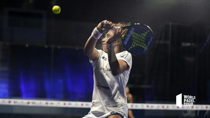 Bea González en semifinales Adeslas Open 2020Bea González en semifinales Adeslas Open 2020