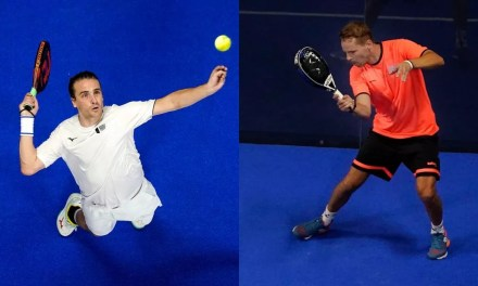 'Baile de Parejas' en el Estrella Damm Valencia Open
