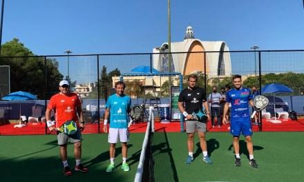 Comienzan los dieciseisavos de final Sardegna Open