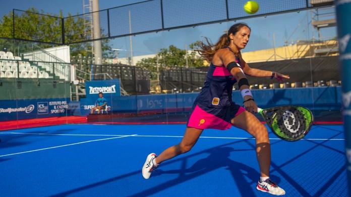 Gema Triay en semifinales del Sardegna Open 2020