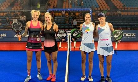 Cuartos de final femeninos del Menorca Open