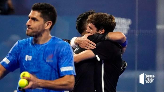 Franco Stupaczuk y Carlos D. Gutiérrez clasificados para las semifinales del Estrella Damm Menorca Open 2020