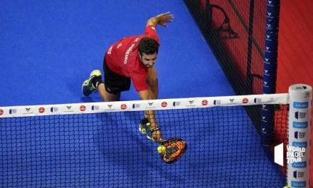 Sánchez Piñeiro, baja médica en el Estrella Damm València Open