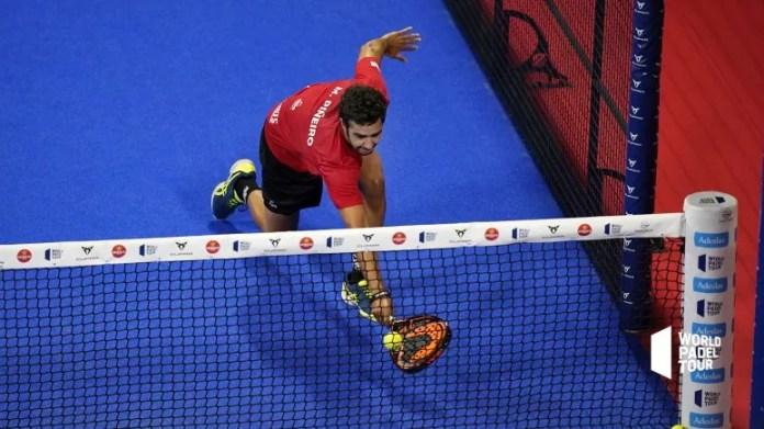 Martín Sánchez Piñeiro dieciseisavos Estrella Damm Open 2020