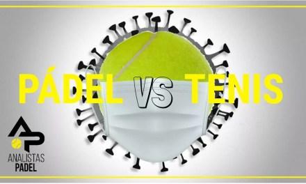 ¿Está el pádel a la altura del tenis profesional?
