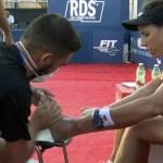 Marta Marrero no podrá jugar el Estrella Damm Menorca