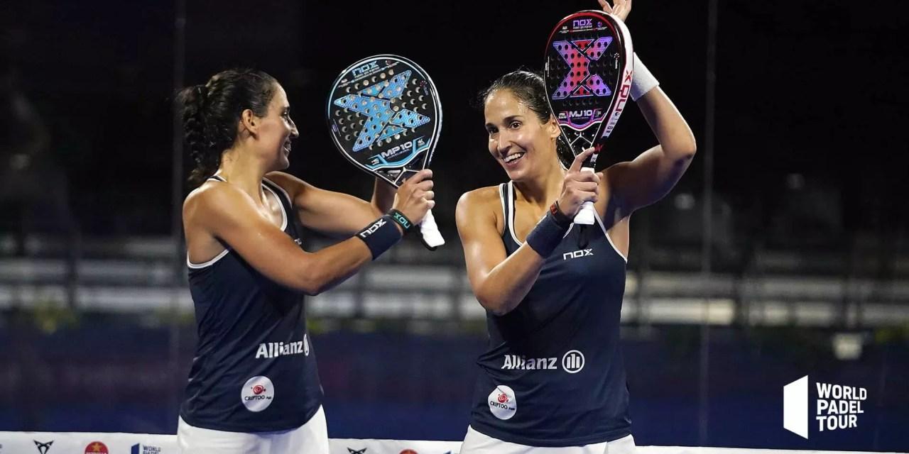 ¡Cuartos de final femeninos Barcelona Master 2020!