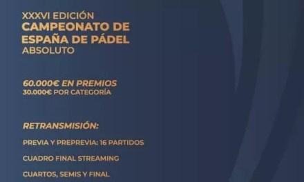 El Campeonato de España será retransmitido por Movistar
