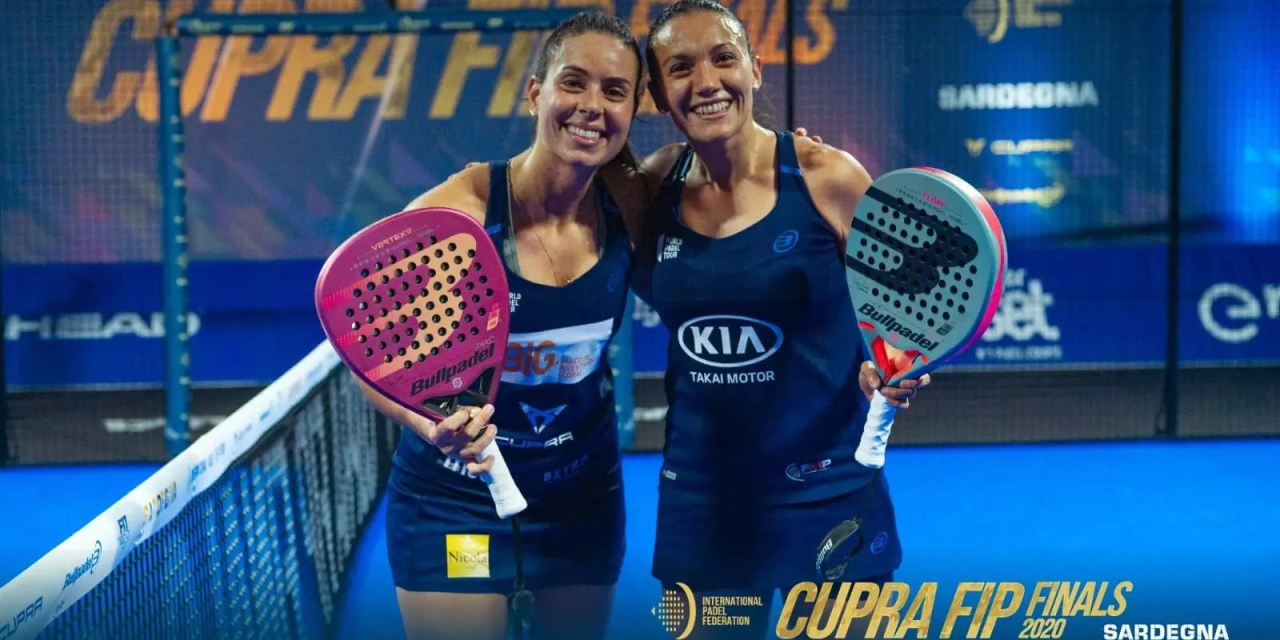 Araújo y Riera campeonas del Cupra FIP Finals 2020