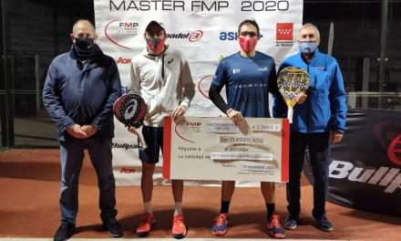 Campeones Máster Absoluto FMP 2020