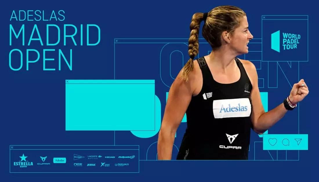¡Ya es oficial! Llega el Adeslas Madrid Open