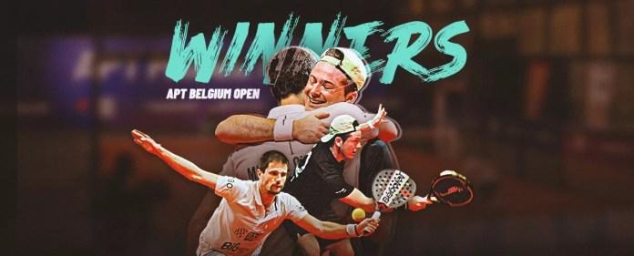 Oliveira y Rocafort campeones