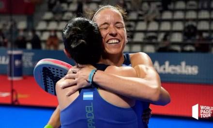 Virginia Riera y Patty Llaguno completan su semana fantástica
