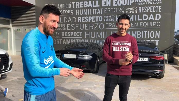 Messi está en previas de WPT