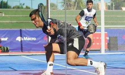 Arce y Dal Bianco a por su primera final de APT