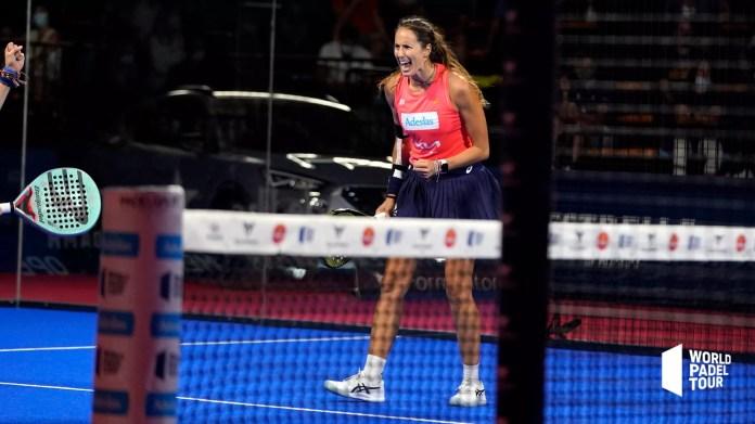 Gemma Triay y Ale Salazar, campeonas del Menorca Open 2021