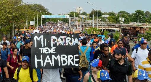 Los venezolanos no callarán