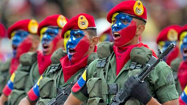 La Fuerza Armada viola los derechos humanos de los venezolanos