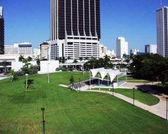 Anfiteatro Bayfront Park, para eventos musicales al aire libre