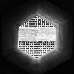 Escaleras de la Facultad de Arquitectura y Urbanismo. Foto: Roberts González