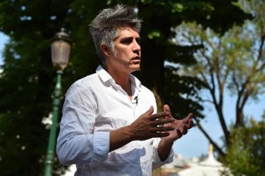 Alejandro Aravena, arquitecto chileno