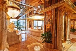 Penthouse de la Torre Trump