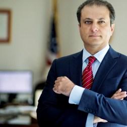 Fiscal del Distrito de Nueva York, Preet Bharara/ Foto: MSNBC