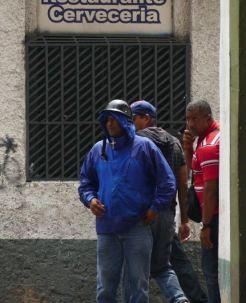 Algunos de los atacantes fueron identificados/ Foto: Alexandra Blanco