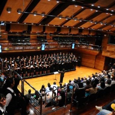 El Centro Nacional de Acción Social por la Música es la Sede del Sistema Nacional de Orquestas y Coros Juveniles e Infantiles de Venezuela
