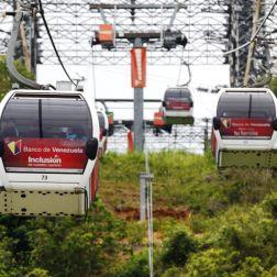 El Sistema Teleférico Warairarepano es casi una referencia obligada en el turismo de la ciudad de los techos rojos
