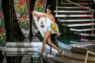 Keysi Sayago, Miss Venezuela 2016. Foto: EFE