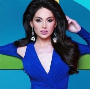 Miss Nueva Esparta 2016, Diana Croce, primera finalista / Foto: @missvenezuela