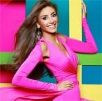 Miss Vargas 2016, Antonella Massaro, segunda finalista / Foto: @missvenezuela