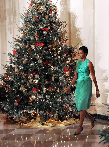 Michelle Obama en 2009