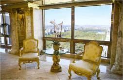 Decoración del penthouse de la Torre Trump, donde viven Donald Trump, su esposa Melania y el hijo de ambos, Barron