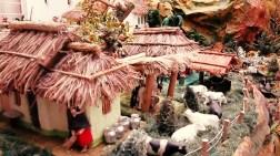 El pesebre, una tradición que exalta al Mesías y a la cultura local