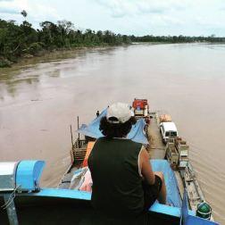 """""""Navegamos por el Amazonas rumbo a Manaos"""""""