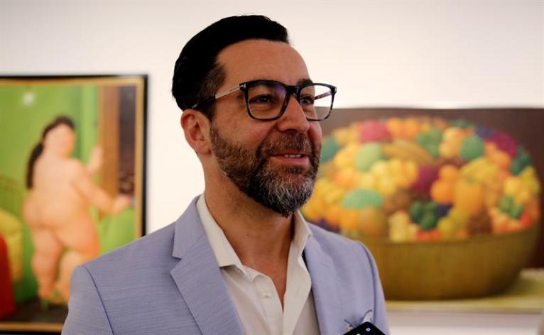 Quique Dacosta, chef español