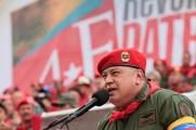 Diosdado Cabello Rondón: Ha actuado en menoscabo de la democracia y del Estado de Derecho en Venezuela, en particular utilizando los medios de comunicación para atacar públicamente y amenazar a la oposición política, a otros medios de comunicación y a la sociedad civil/ Foto: EFE