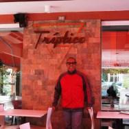 En la cocina de Tríptico Restaurante
