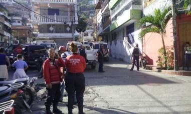 Reportan situación de rehenes en Cerro de Jesús en Maiquetía