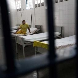 El desalojo de la Penitenciaria General de Venezuela (PGV), uno de los más peligrosos reductos del infausto sistema, a finales de octubre de 2016, es uno de los más recientes golpes del Ministerio de Servicios Penitenciarios Foto: EFE