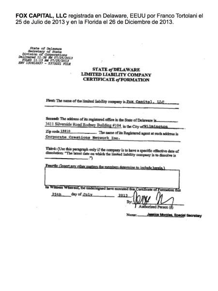 Franco Luis Tortolani Brulismo relacionado al esquema de sobornos de pdvsa