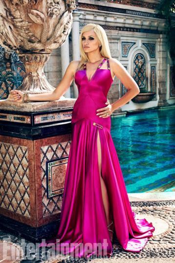 Penélope Cruz como Donatella Versace/ Foto: Entertainment Weekly