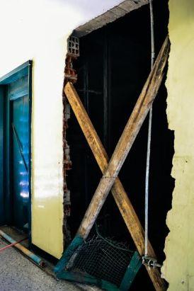 Destrozos en el sector Sucre de Lara Fotos de Jose Daniel Sosa