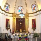 Misa por los Caídos en Vargas con Baltazar Porras