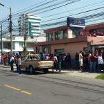 Venezolanos votan en consulta popular, Ecuador/ Foto: Liakarla Parra