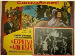"""""""El coronel Von Ryan"""", en 1965"""