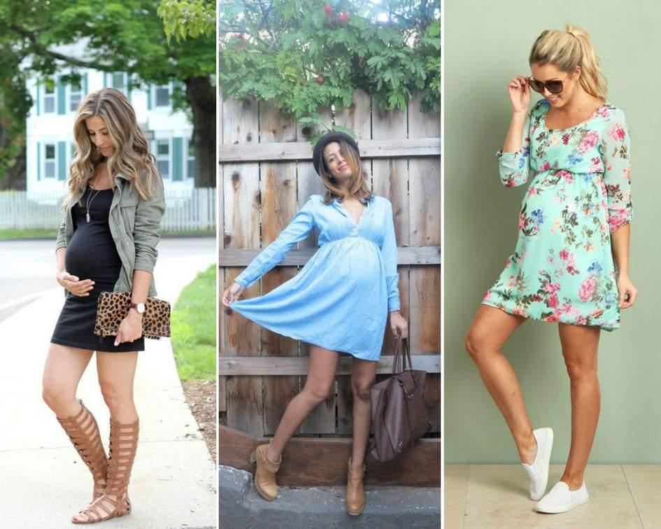 63cd767e8 Los mejores  outfits  para embarazadas