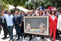 Instalación de la ANC en el Palacio Legislativo Foto: EFE